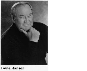 Gene janson